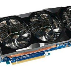 Gigabyte GeForce GTX 570 Продам или обменяю