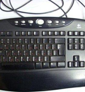 Клавиатура Logitech, или Обменяю на Геймпад для ПК