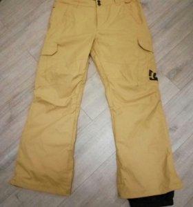 DC штаны для сноуборда или горных лыж