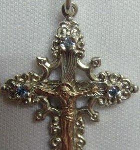 Серебряный Крест, Крестик Православный