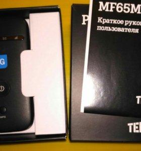 Wi-Fi роутер MF65M Tele2