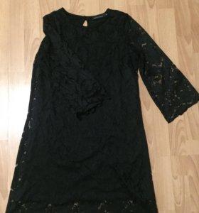 Кружевное платье seppala