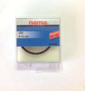 Светофильтр Hama UV 52mm (70052). Новый!!