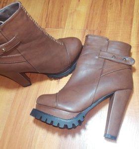 Обувь весна-осень р.37