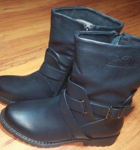 Обувь весна-осень р.37-39
