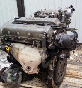 Двигатель sr20de 4вд снавесным