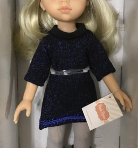 Кукла Клаудия от Paola Reina