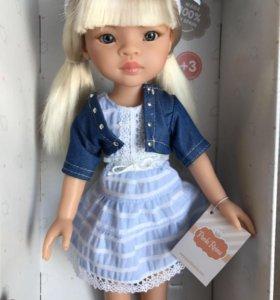 Кукла Маника от Paola Reina