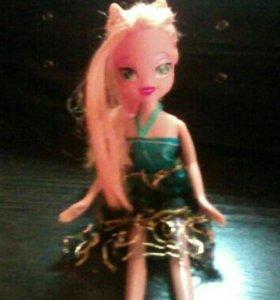Кукла с ушками