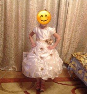 Платье для торжества .