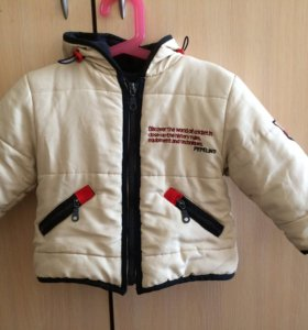 Куртка деми, 86 р-р