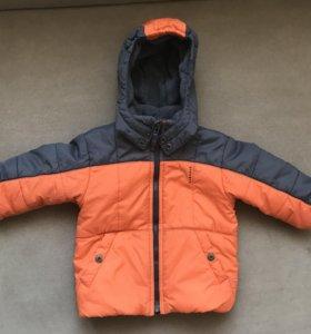 Демисезонная куртка Мехх 7-12 мес (