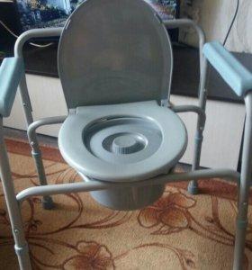 Кресло-стул туалет