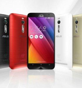 "5.5""Смартфон ASUS ZenFone 2 ZE550ML 16ГБ краный"