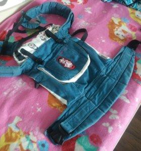 Эрго-рюкзак I love mum