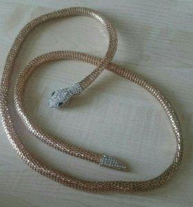 Декоративная змея