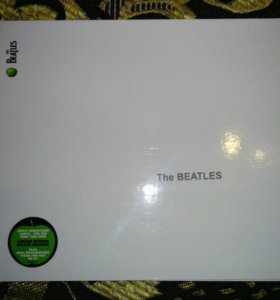 CD диск The Beatles