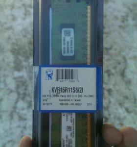 Оперативная память DDR3, 2gb