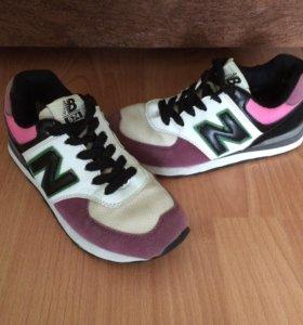 Кроссовки Nike New Balance
