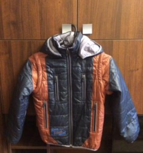 Куртка-жилетка демисезонная