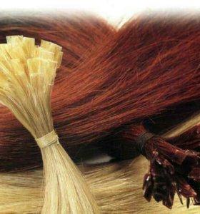 Услуга по перекапсуляции и снятию нарощенных волос