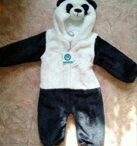 Торг!Новый костюм панды