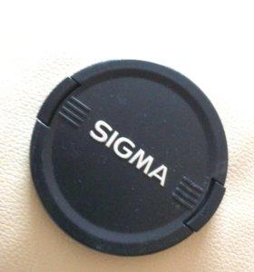 Крышка на объектив sigma 82mm