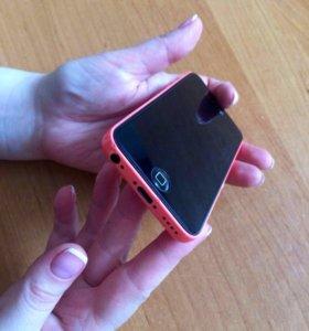 iPhone 5c на 32 гб