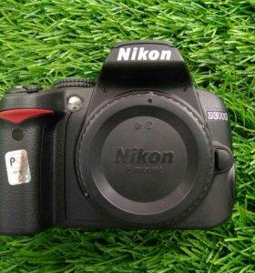 Зеркальная фотокамера Canon D3000 Body
