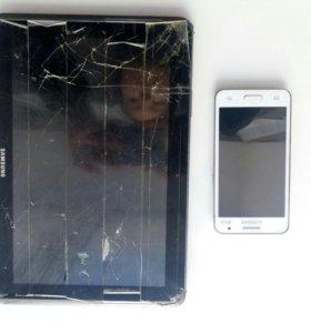Планшет GT-P5100 Телефон SM-G355H/DS