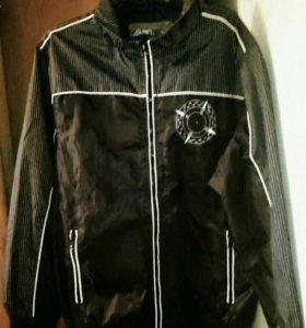 Куртка ветровка, рост 140