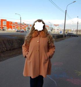 Пальто 56-58