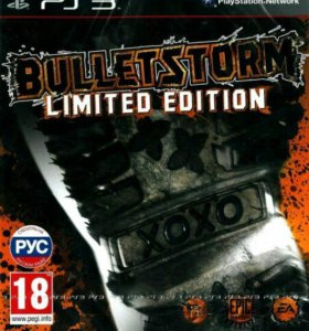 "Игра для PS3 ""BULLETSTORM"" (рус)"