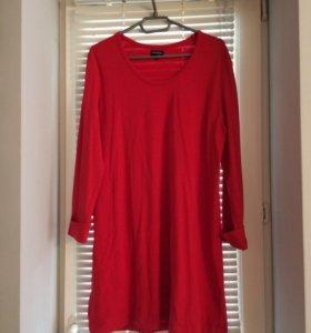 Платье-туника 48-50