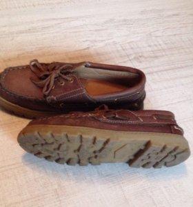 Ботинки-мокасины Mayoral