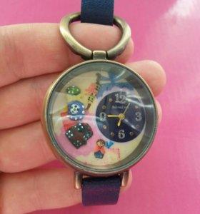 Часы новые!