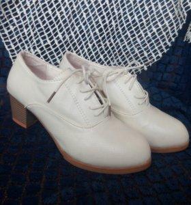 Туфли на шпильках