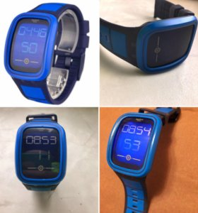 Умные часы Swatch touch zero one
