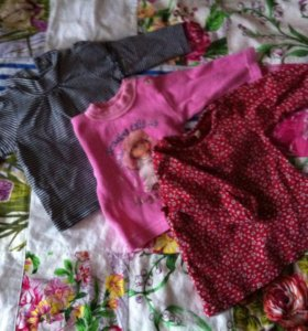 Пакеты вещей для девочки
