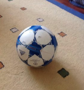 Комплект мяч бутсы и щитки
