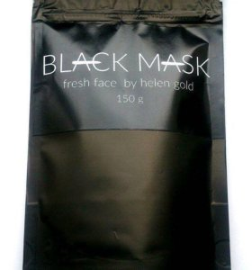 Черная пленка - маска для лица Black Mask