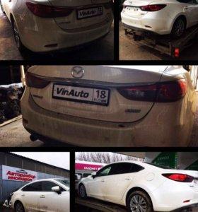 Запчасти Mazda 6 GJ 2.0 Акпп
