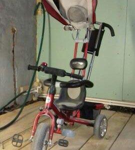 Велосипед Lexx Trike трехколесный