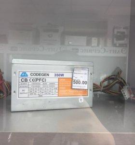 Блок питания 350w (ATX)