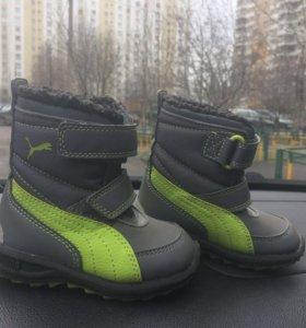 Ботиночки Puma