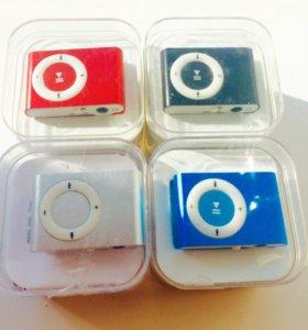 MP3 плеер Mini Fashoin Clip Metal