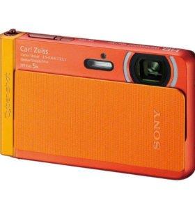 Компактный фотоаппарат Sony cyber-shot dsc tx30