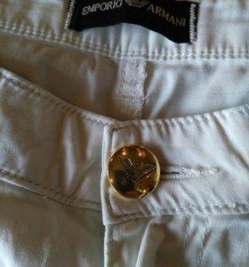 брюки жениские Armani
