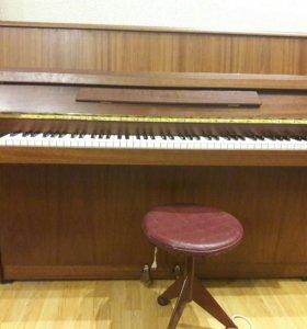 Немецкое пианино Zimmermann