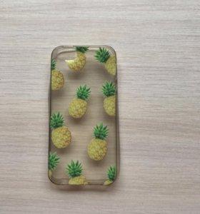 Чехол на iPhone 5,5s .